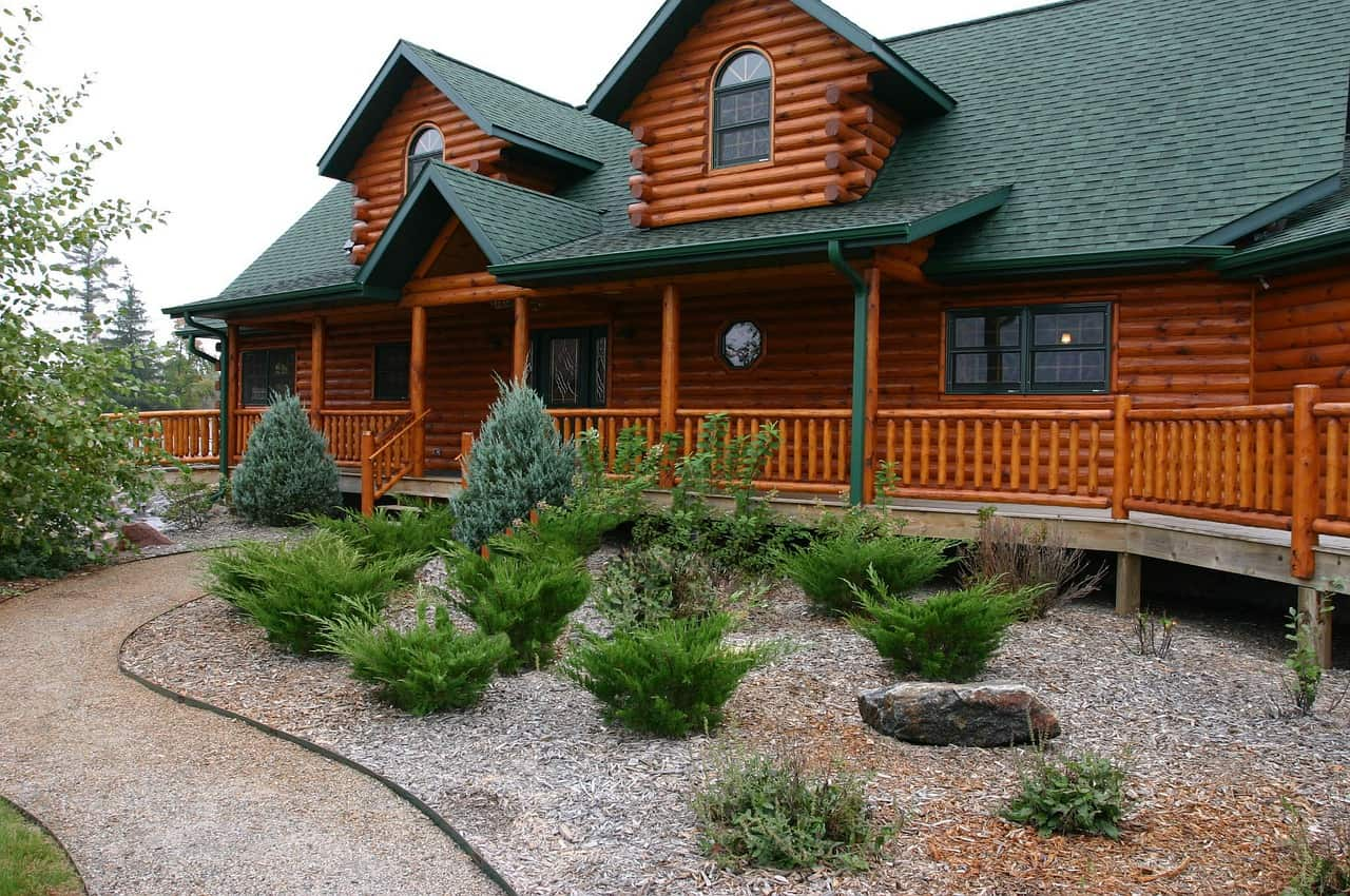 Log cabin kits custom log home cabin plans and prices for Log cabins homes